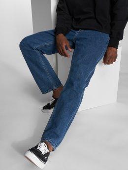 Carhartt WIP Straight Fit Jeans Edgewood Marlow blau