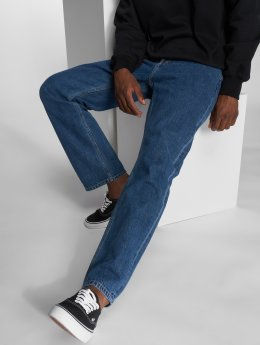 Carhartt WIP Straight Fit Jeans Edgewood Marlow blue