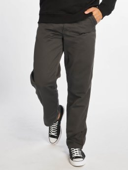 Carhartt WIP Straight Fit Jeans Simple grå