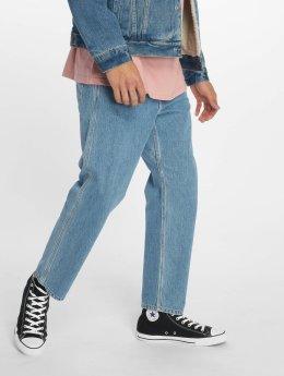 Carhartt WIP Straight Fit Jeans Toledo modrý