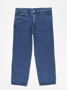 Carhartt WIP Straight Fit Jeans Smith  modrý