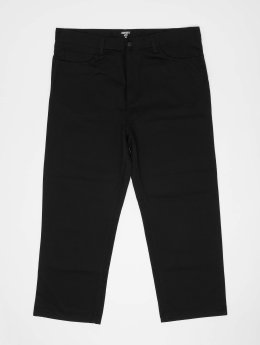 Carhartt WIP Straight Fit Jeans Smith schwarz
