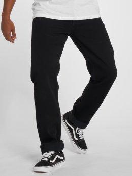 Carhartt WIP Straight Fit Jeans Texas schwarz