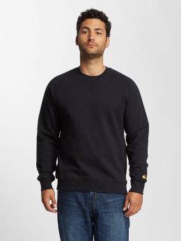 Carhartt WIP Swetry Chase niebieski