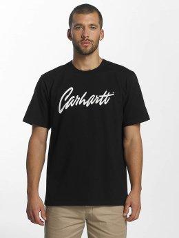 Carhartt WIP T-Shirt WIP Stray blau