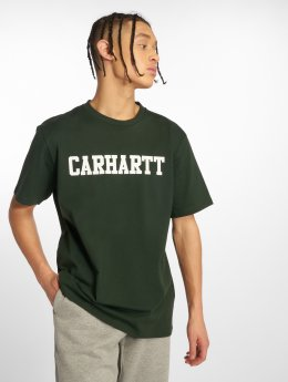 Carhartt WIP T-Shirt Wip College  green