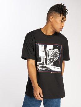 Carhartt WIP T-shirt Trojan Moonstomp nero