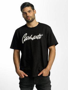 Carhartt WIP T-Shirt Stray schwarz