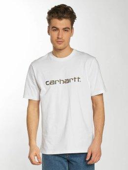 Carhartt WIP T-Shirt Script white