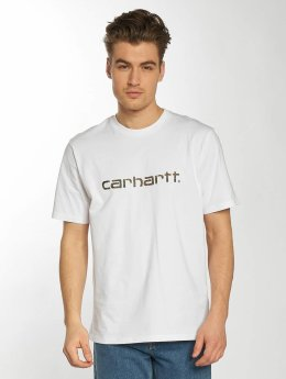 Carhartt WIP T-Shirty Script bialy