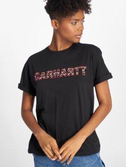 Carhartt WIP T-Shirty Hearts czarny