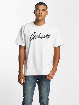 Carhartt WIP T-skjorter Stray beige