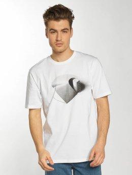 Carhartt WIP T-skjorter Ramp hvit