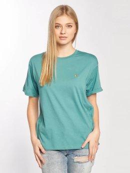 Carhartt WIP T-skjorter Chase turkis