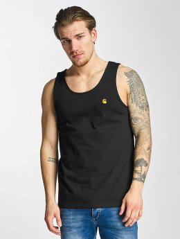 Carhartt WIP Tank Tops Chase black