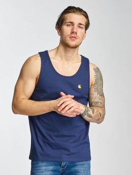 Carhartt WIP Tank Tops Chase blue