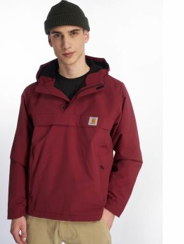 Carhartt WIP Transitional Jackets Nimbus Transition red