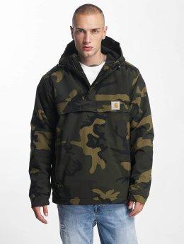 Carhartt WIP Männer Übergangsjacke Supplex Nimbus in camouflage