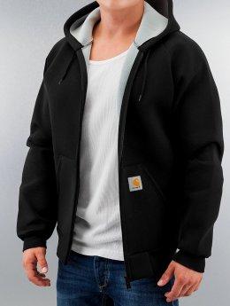 Carhartt WIP Übergangsjacke Car-Lux Hooded schwarz