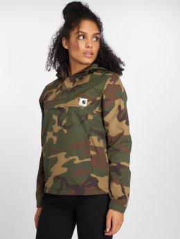 Carhartt WIP Välikausitakit Nimbus camouflage