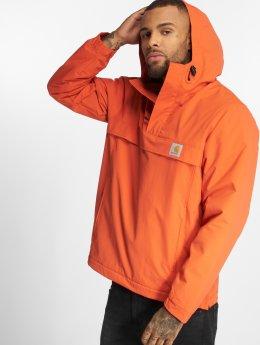 Carhartt WIP Välikausitakit Nimbus oranssi