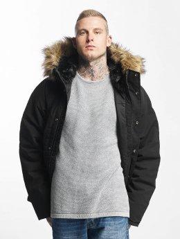Carhartt WIP Winter Jacket Trapper black