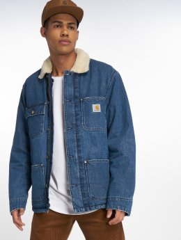 Carhartt WIP Winter Jacket Edgewood blue