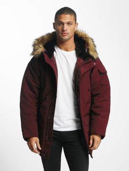 Carhartt WIP Winter Jacket WIP Anchorage red