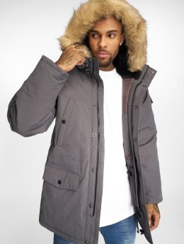Carhartt WIP Winterjacke Anchorage grau