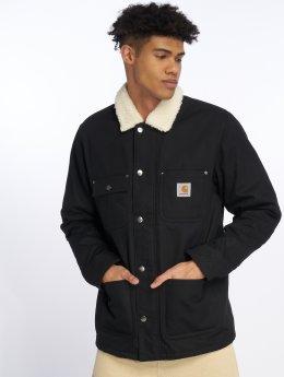 Carhartt WIP Winterjacke Edgewood Fairmount schwarz