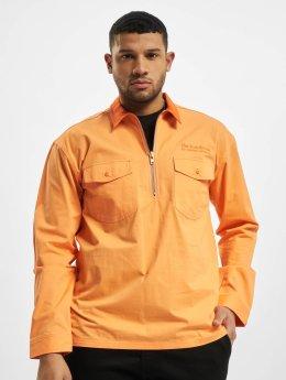 Carrots Manteau hiver  orange