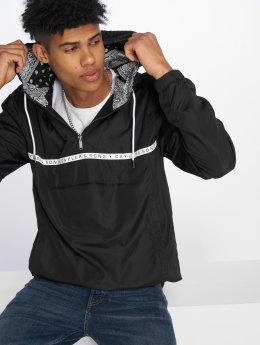 Cayler & Sons Демисезонная куртка C&s Wl Bandanarama черный