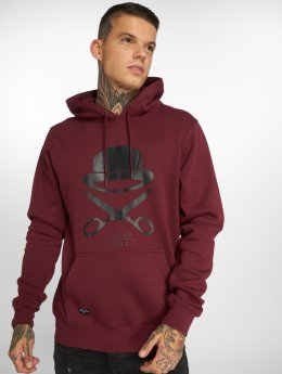 Cayler & Sons Hoodie C&s Pa Icon röd