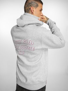 Cayler & Sons Hoodies C&s Wl Trust Wave šedá