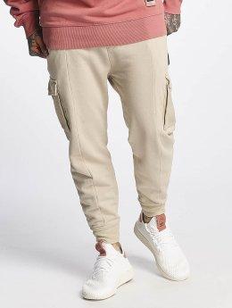 Cayler & Sons joggingbroek CSBL Twoface Cropped beige