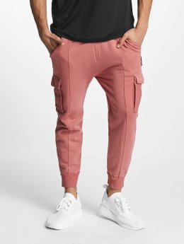 Cayler & Sons joggingbroek CSBL Twoface Cropped rose
