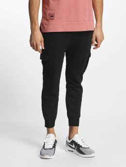 Cayler & Sons joggingbroek CSBL Twoface Cropped zwart