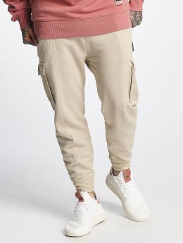 Cayler & Sons Pantalone ginnico CSBL Twoface Cropped beige