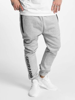 Cayler & Sons Pantalone ginnico WL Cayler grigio