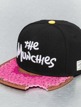 Cayler & Sons Snapback Caps Munchies sort