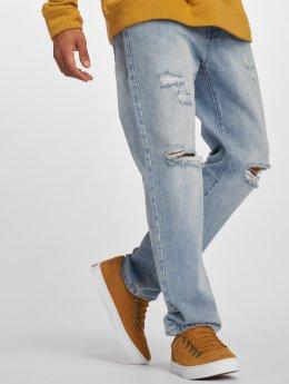Cayler & Sons Straight fit jeans Alldd Shippensburg Jon blauw