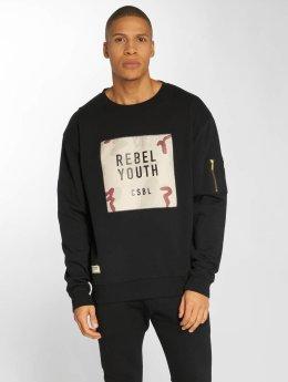 Cayler & Sons Sweat & Pull CSBL Rebel Youth noir