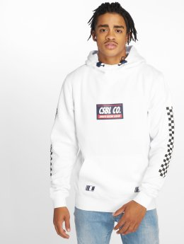 Cayler & Sons Sweat capuche Downtown blanc