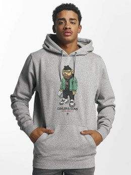 Cayler & Sons Sweat capuche Siggi Sports gris