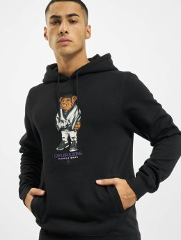 Cayler & Sons Sweat capuche WL Purple Swag noir