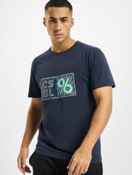Cayler & Sons t-shirt CSBL Decennivm blauw
