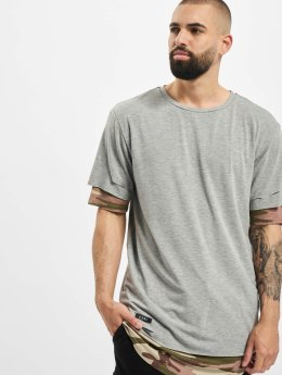 Cayler & Sons T-Shirt CSBL Deuces grau