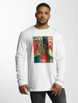 Cayler & Sons T-Shirt manches longues Dream$ blanc