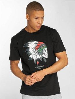 Cayler & Sons T-Shirt CSBL Freedom Corps noir