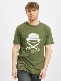 Cayler & Sons t-shirt PA Icon olijfgroen